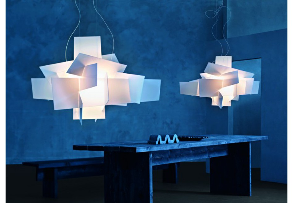 big bang xl suspension foscarini metropolitandecor. Black Bedroom Furniture Sets. Home Design Ideas