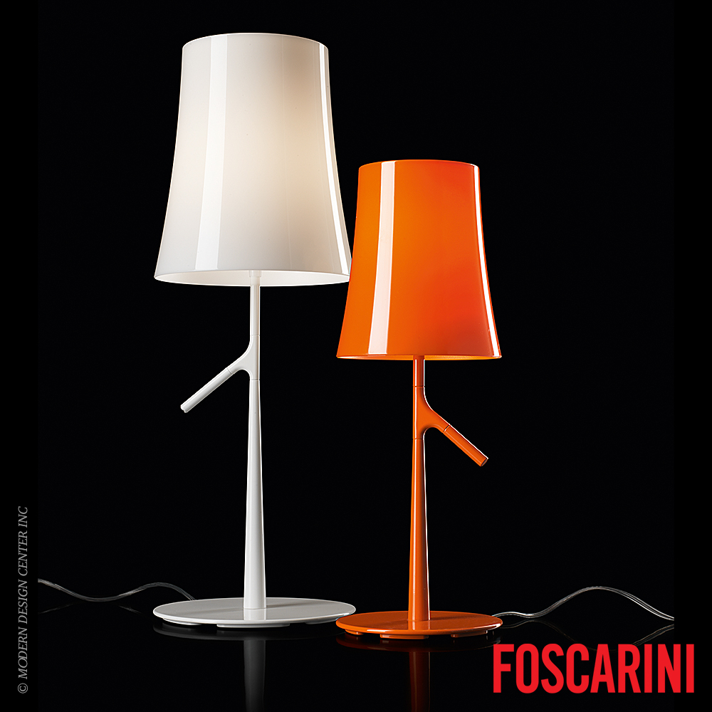Birdie grande table foscarini metropolitandecor for Grande table