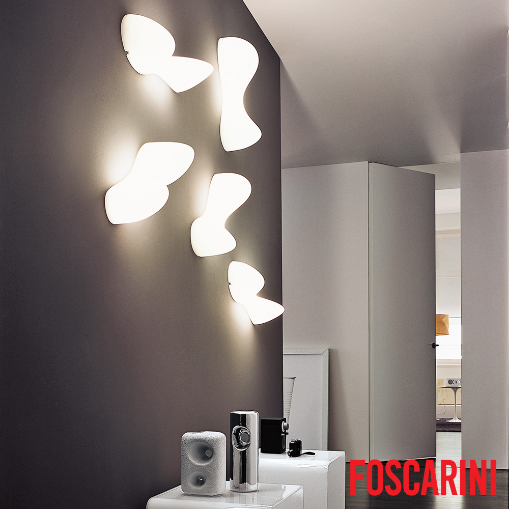Blob S Wall Light | Foscarini