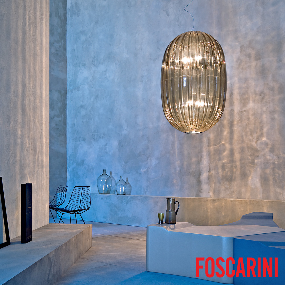 Plass Pendant Light | Foscarini