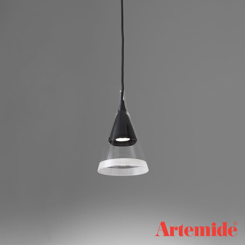 vigo led suspension lamp artemide metropolitandecor. Black Bedroom Furniture Sets. Home Design Ideas