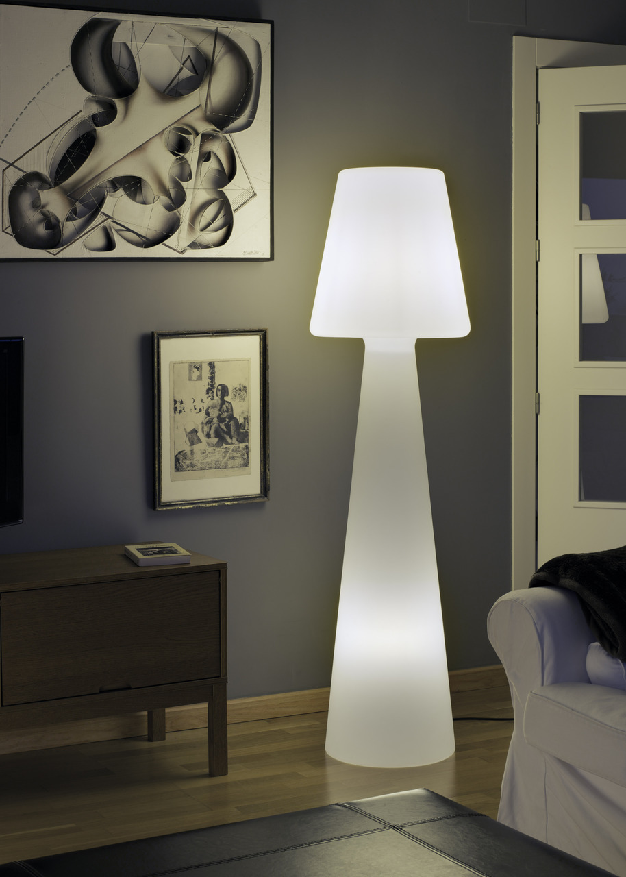 Ela XL - Wired Floor Lamp | Artkalia