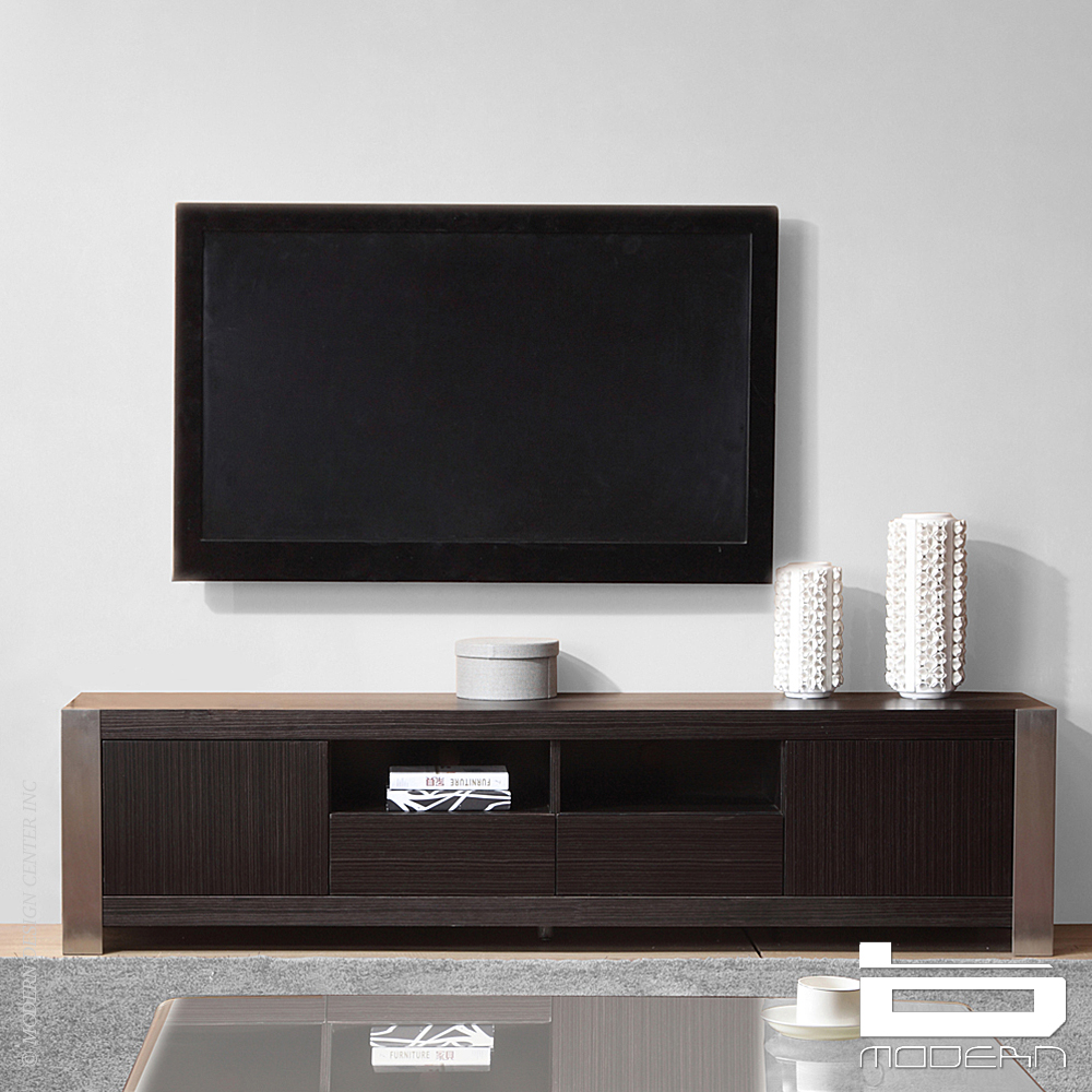 Home > Furniture > Cabinets & Storage > Composer TV Stand, Ebony | B