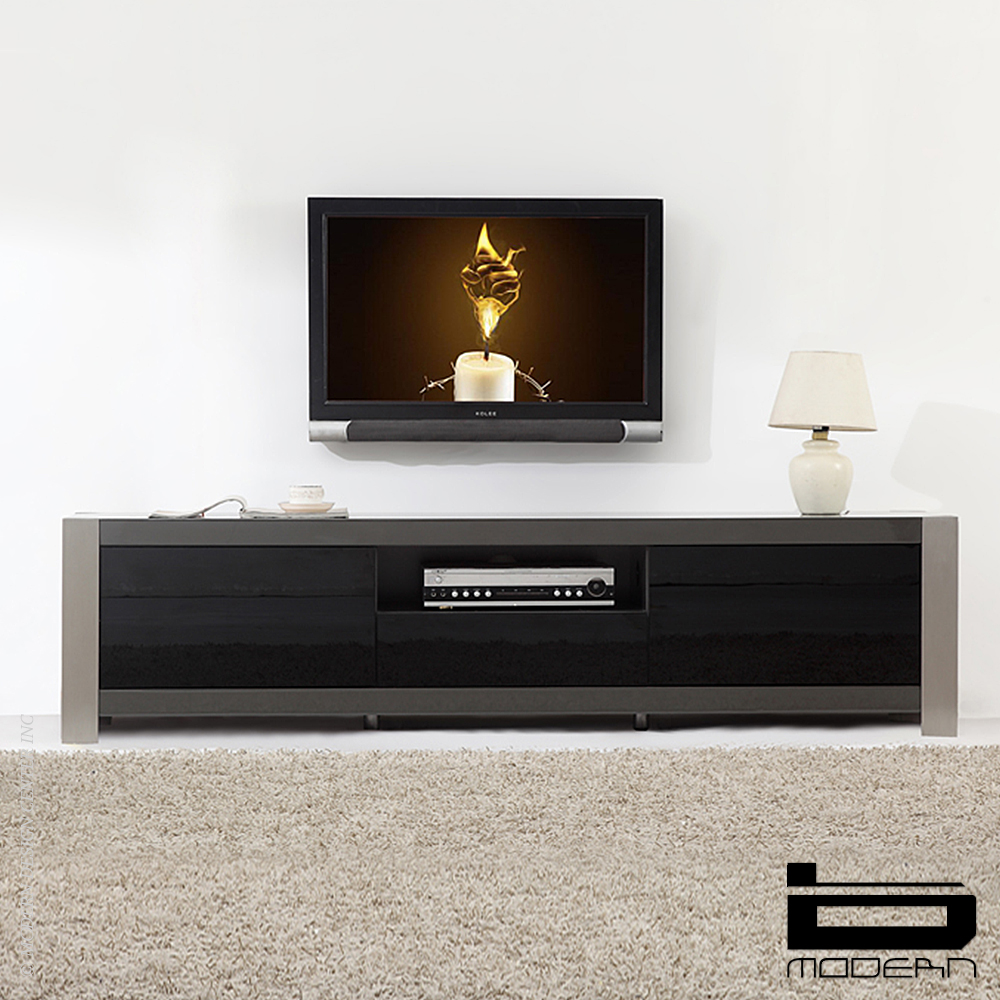 B Modern Coordinator Grey Tv Stands Metropolitandecor