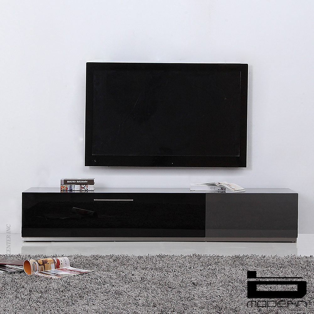 B Modern Producer Grey Amp TV Stands
