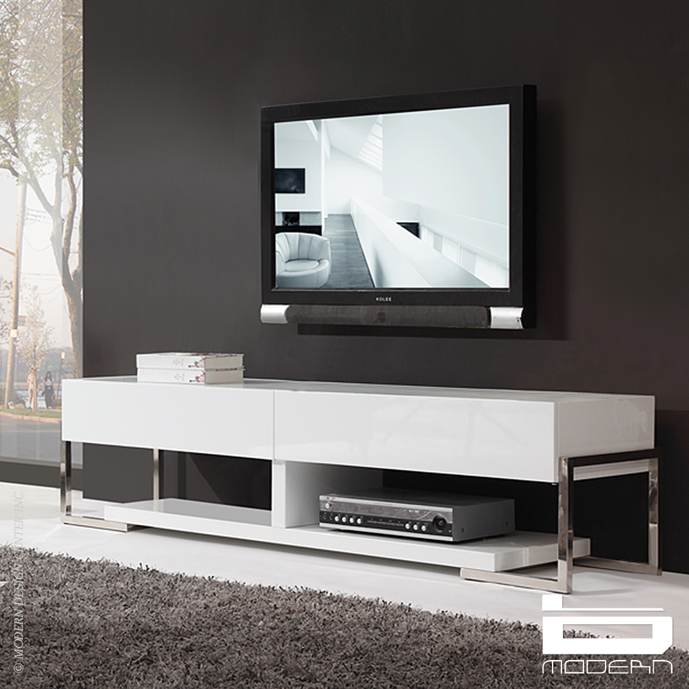 All Modern Store: B-modern Agent, White & TV Stands
