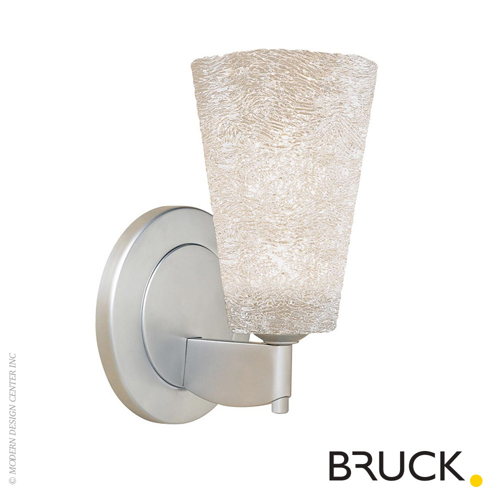 Wall Sconces With Bling : Bling 2 Wall Sconce LED Bruck Lighting MetropolitanDecor