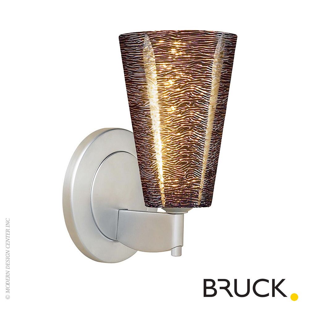 Bling 2 Wall Sconce Bruck Lighting MetropolitanDecor