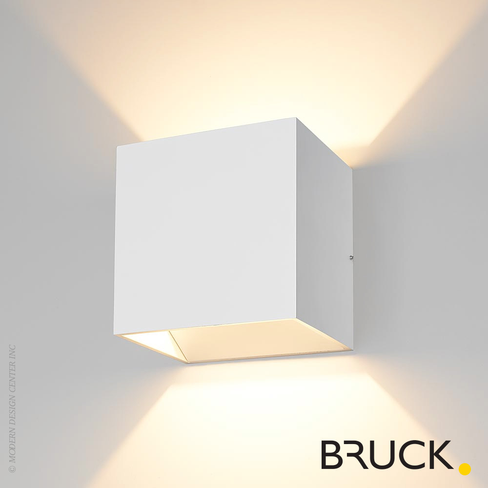 Qb led wall sconce bruck lighting metropolitandecor metropolitandecor amipublicfo Image collections