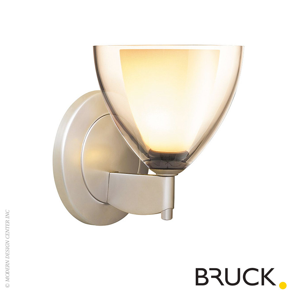 Rainbow 2 Wall Sconce LED Bruck Lighting MetropolitanDecor