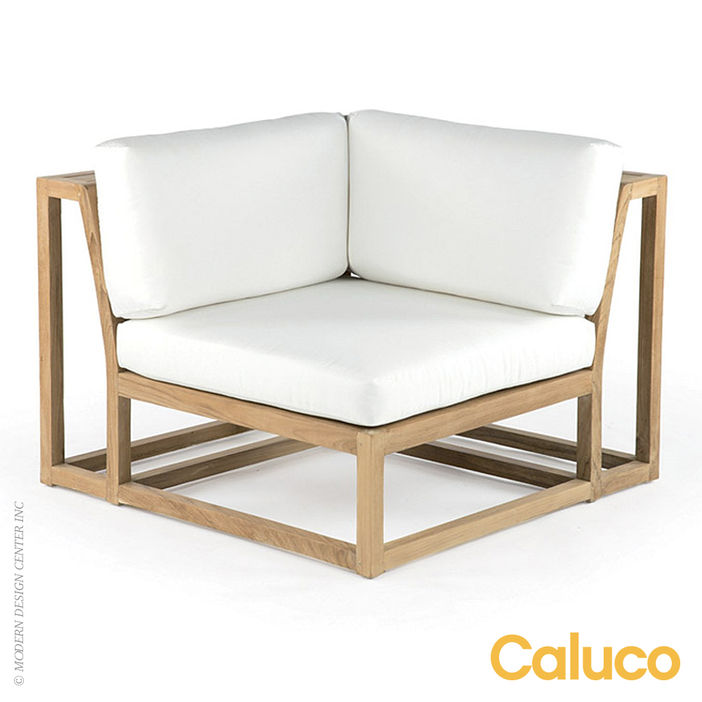 Cozy Corner Sectional | Caluco Patio Furniture