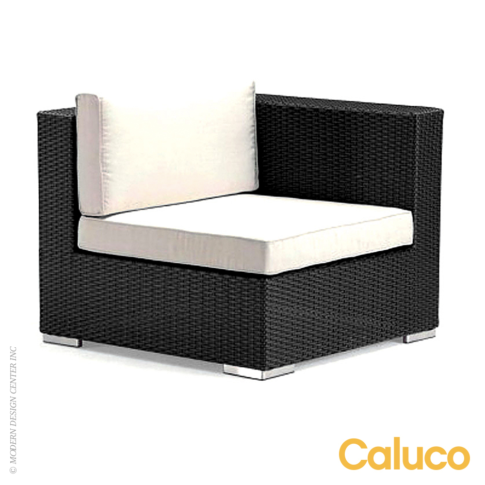 Dijon Sectional Left Set of 2 | Caluco Patio Furniture
