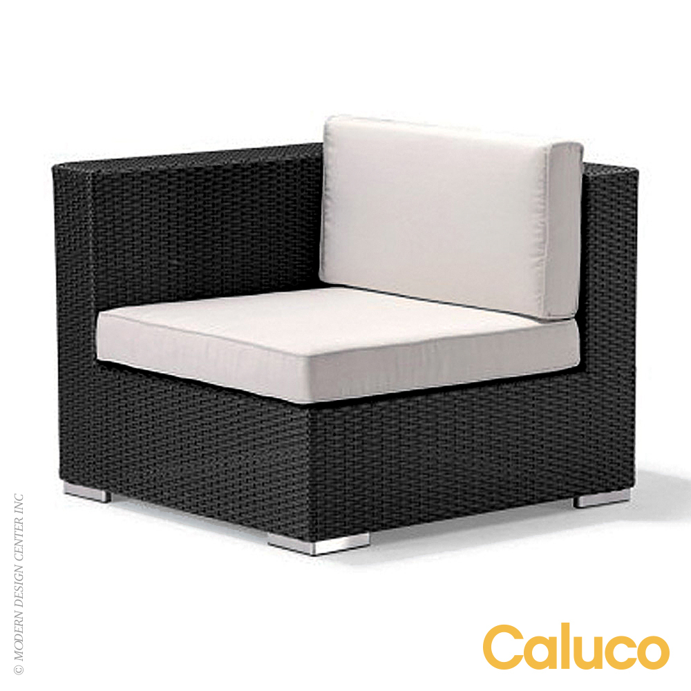 Dijon Sectional Right Set of 2 | Caluco Patio Furniture