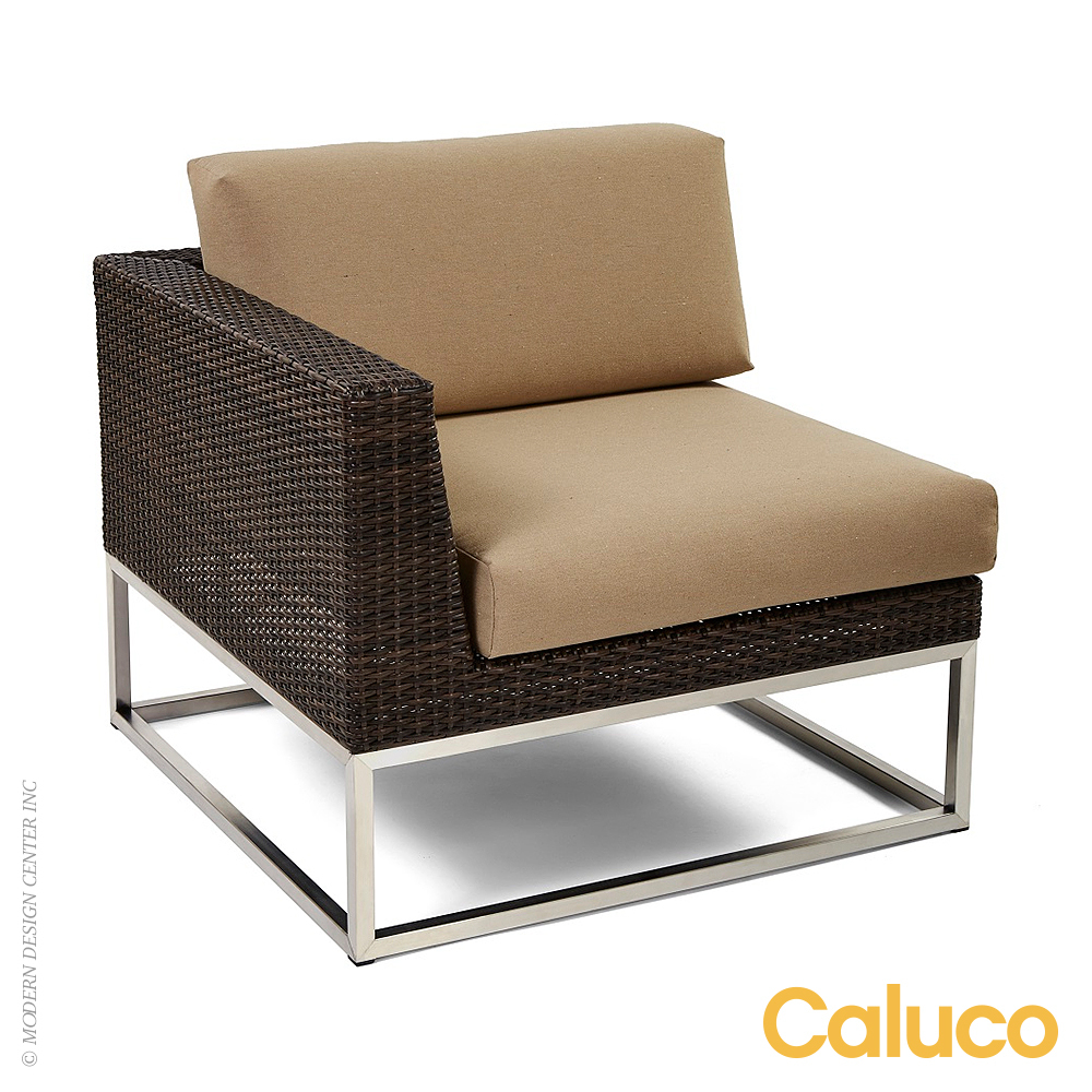 Mirabella Sectional Right | Caluco Patio Furniture