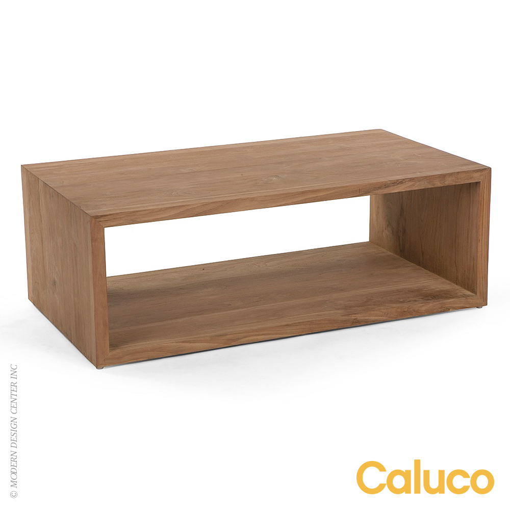 Sixty coffee table caluco patio furniture metropolitandecor Patio coffee tables