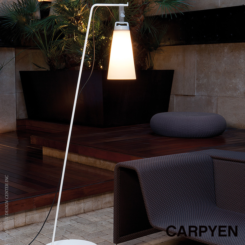 Sasha Outdoor Floor Lamp Carpyen Metropolitandecor