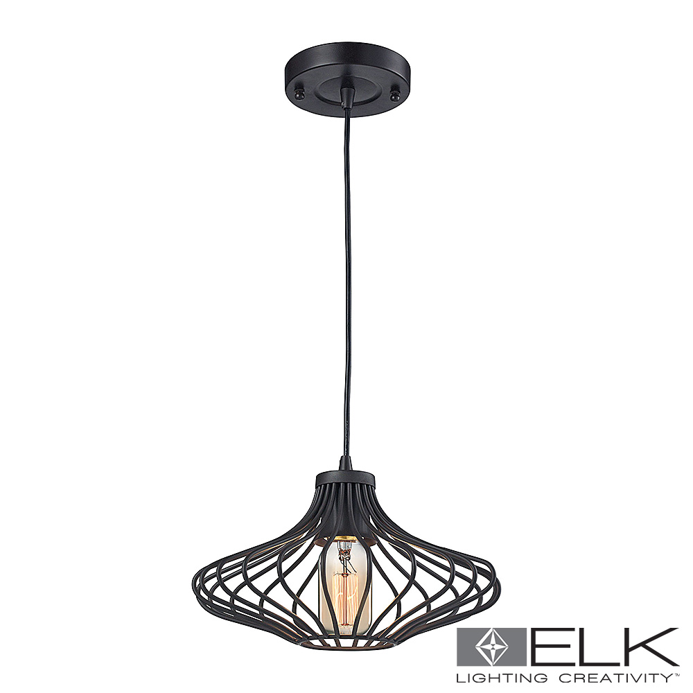 Yardley Pendant Light in Oil Rubbed Bronze