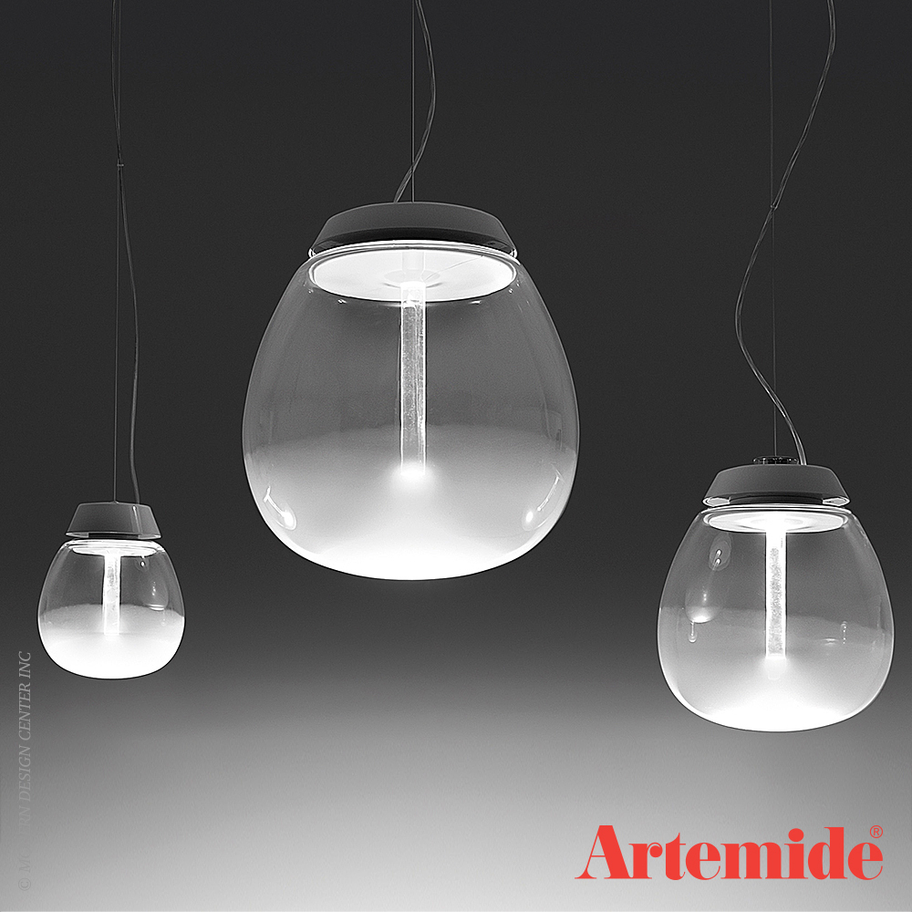 empatia 16 suspension artemide metropolitandecor. Black Bedroom Furniture Sets. Home Design Ideas