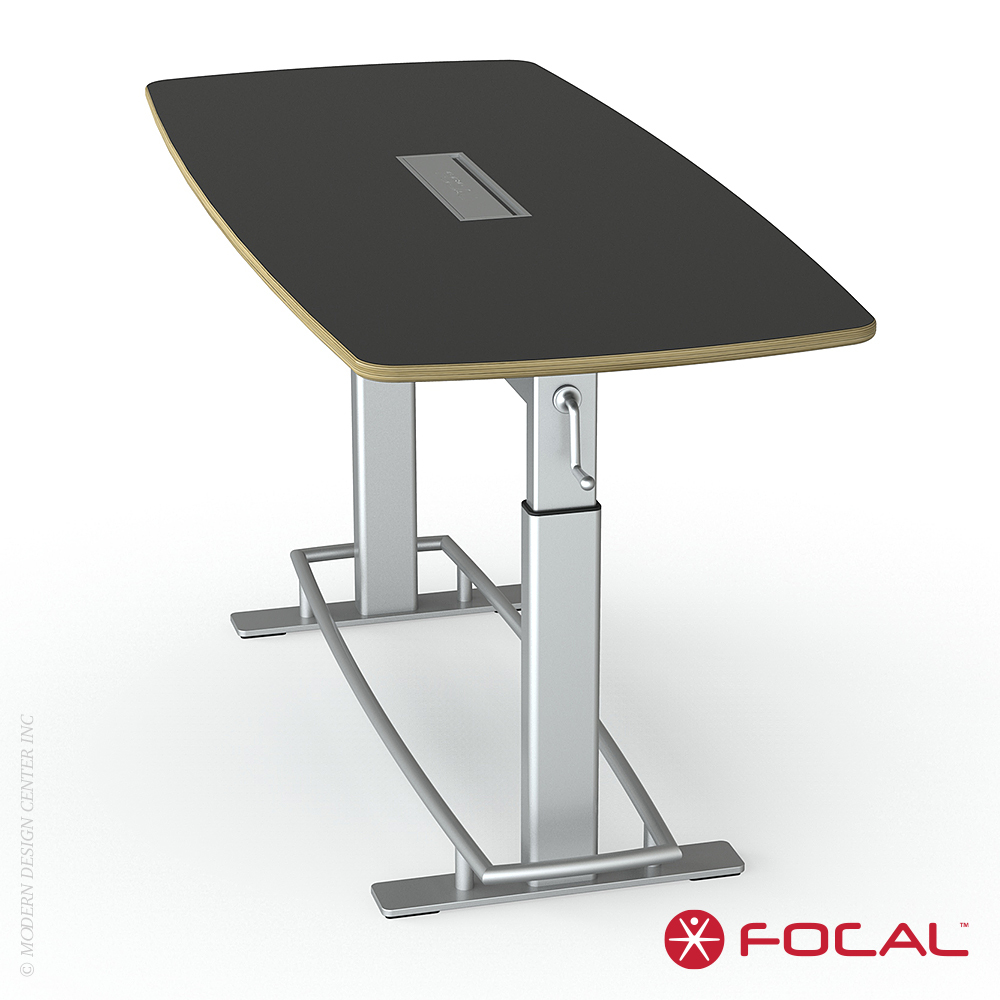 Confluence 6 | Focal Upright