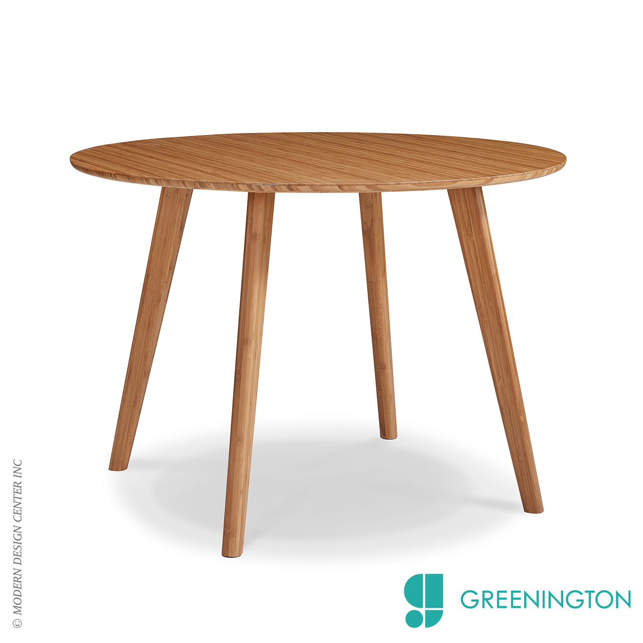 Currant 42-inch Round Dining Table | Greenington