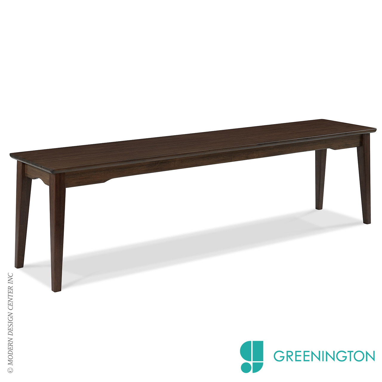 Currant Long Bench Greenington Metropolitandecor