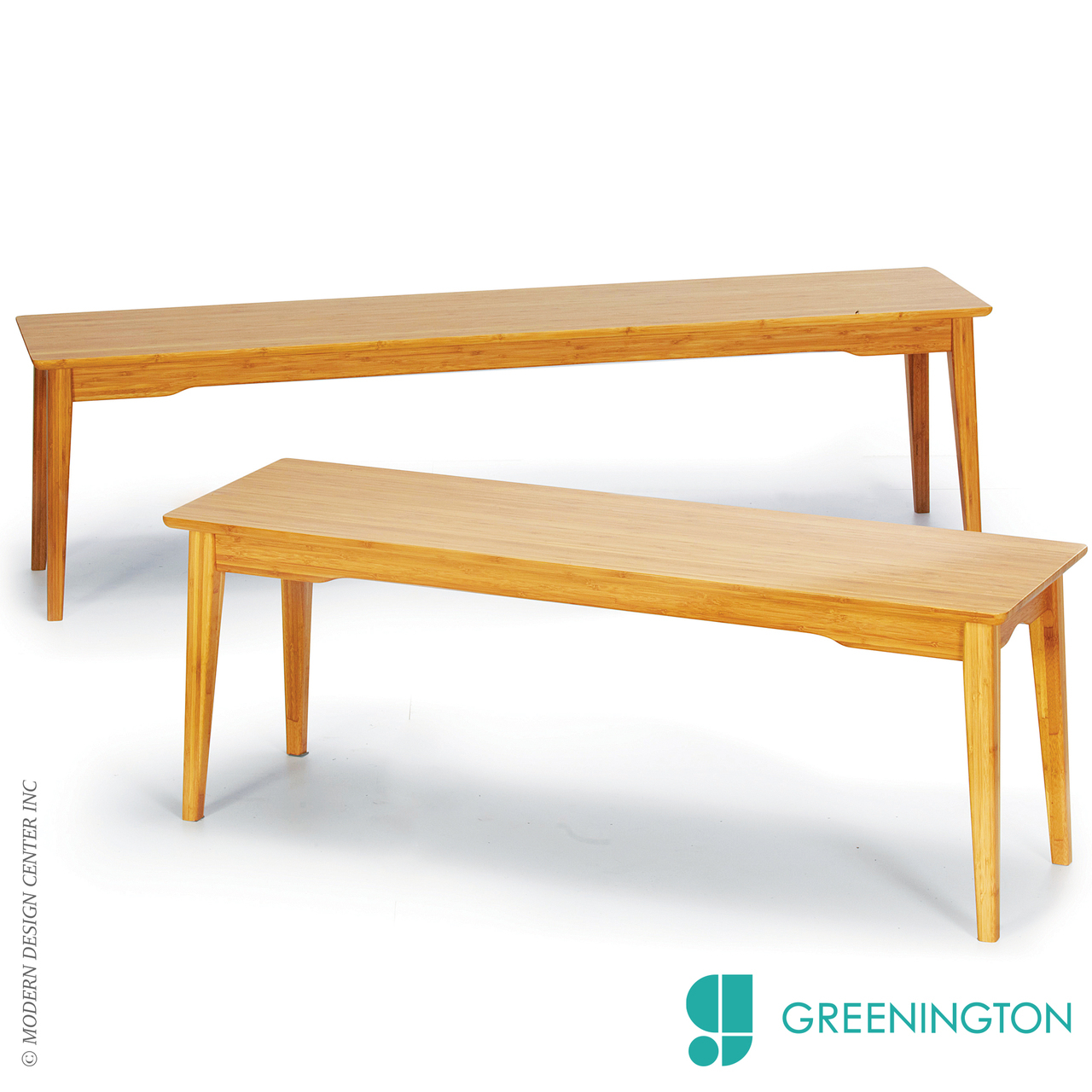 Currant Short Bench Greenington Metropolitandecor