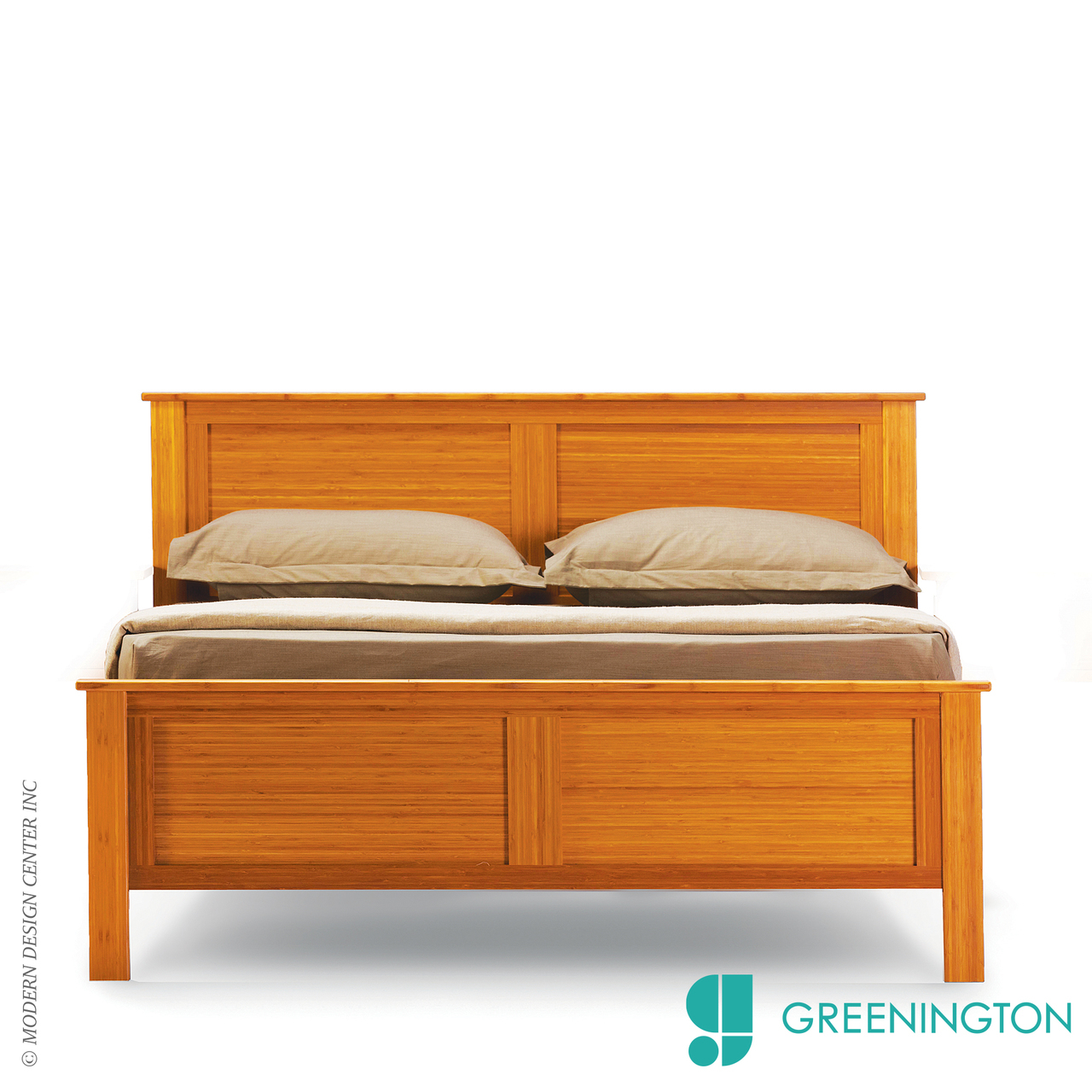Hosta California King Platform Bed | Greenington