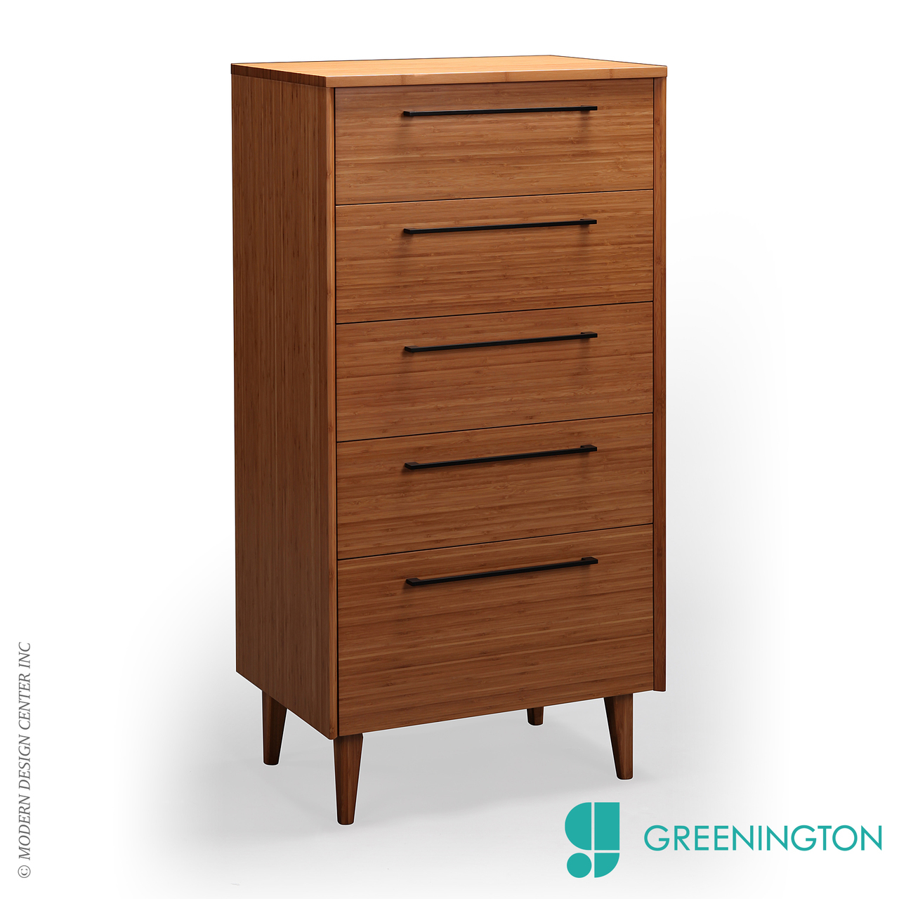 Sienna High Chest | Greenington