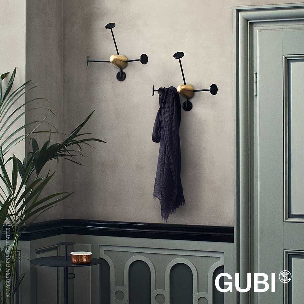 Welcome Your Guests With An Impeccably Organized Entryway: Menoto Wall Mounted Coat Rack