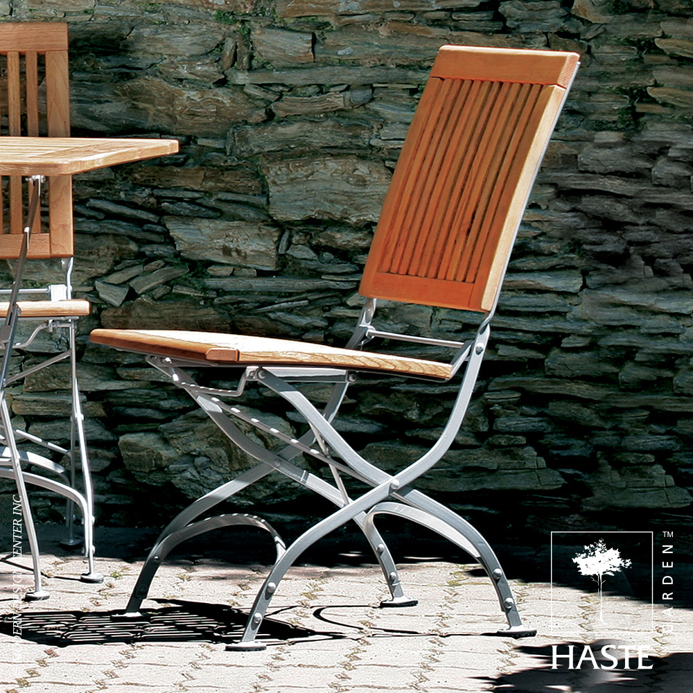 Elaine Folding Chair | Haste Garden