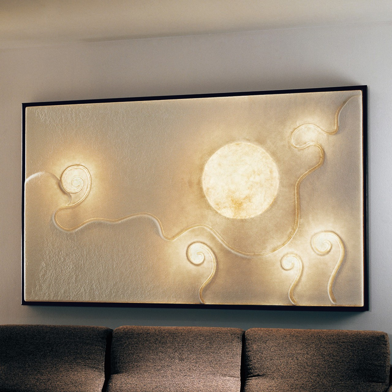 Lunar Dance 2 Wall Light | In-es Art Design