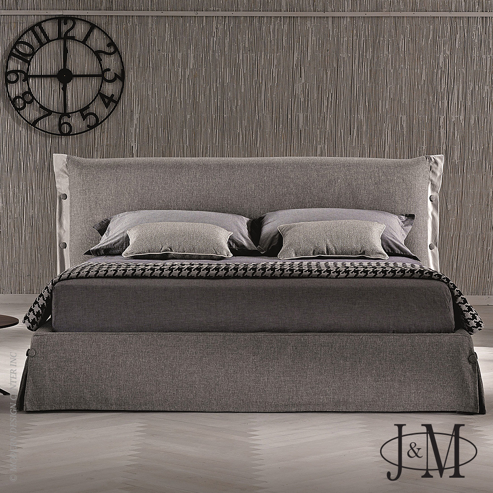 Giselle Queen Bed | J&M Furniture