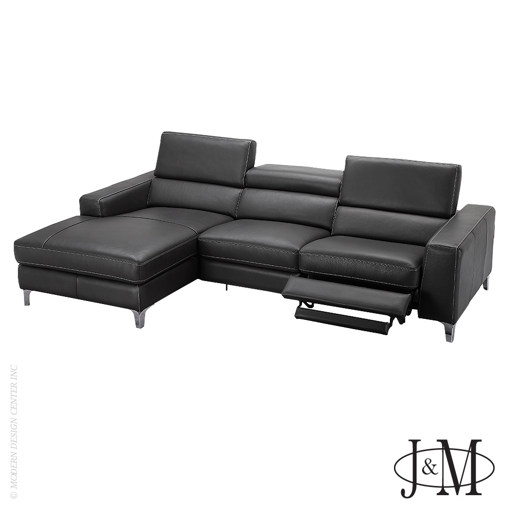 Ariana LHF Chaise | J&M Furniture