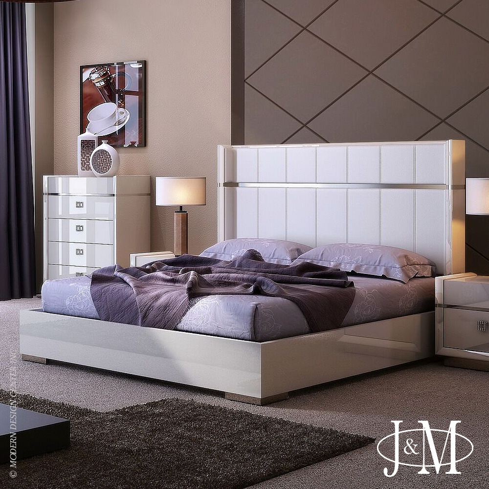 Paris King Bed | J&M Furniture