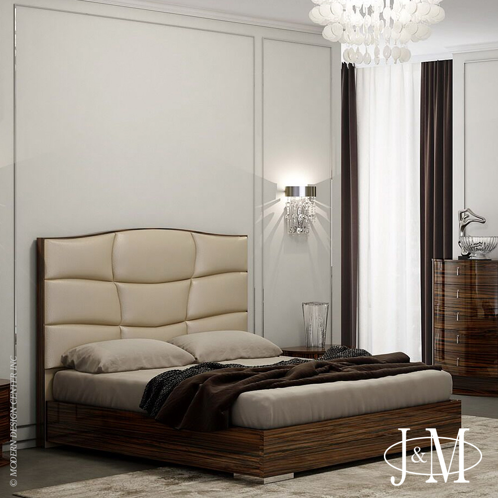 Venice King Bed | J&M Furniture