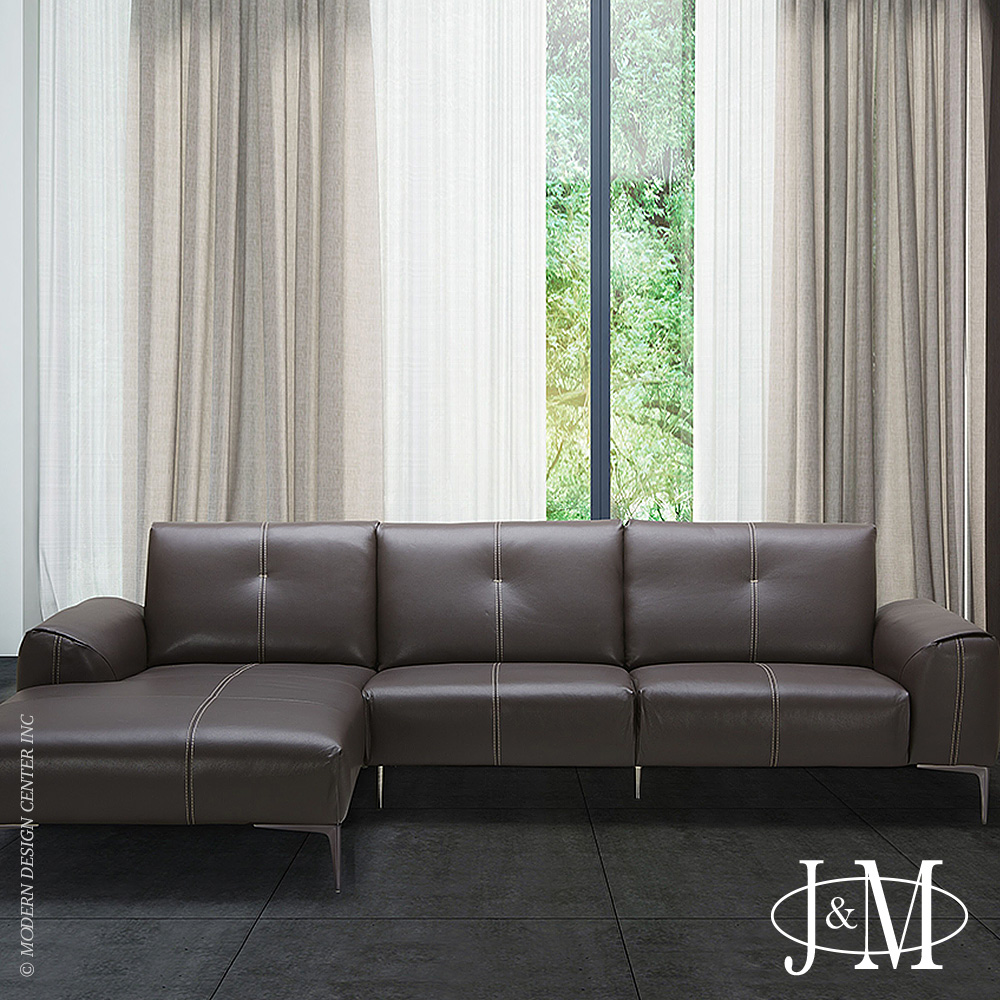 Metro Sectional LHF Chaise | J&M Furniture