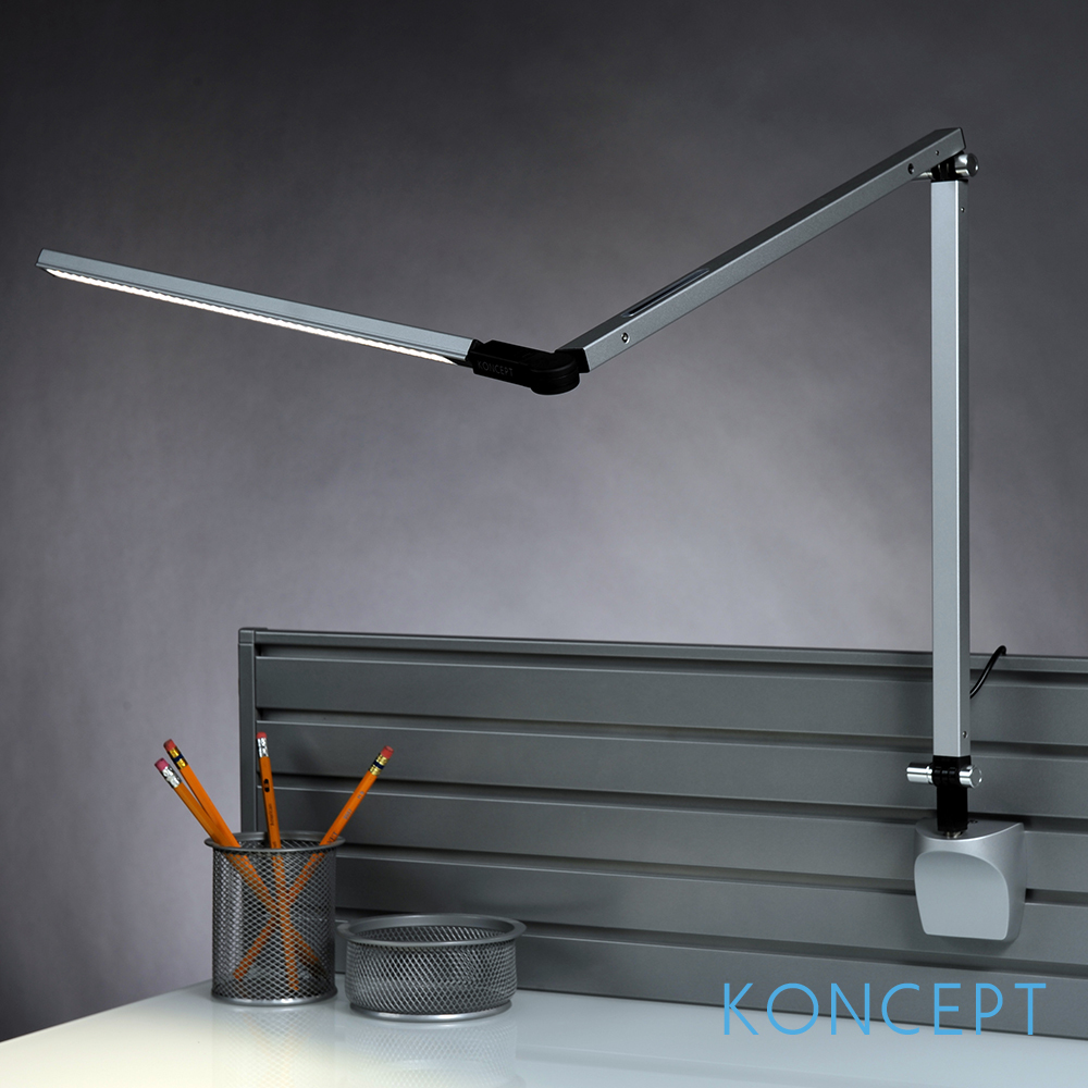 z bar slim led desk lamp koncept metropolitandecor. Black Bedroom Furniture Sets. Home Design Ideas