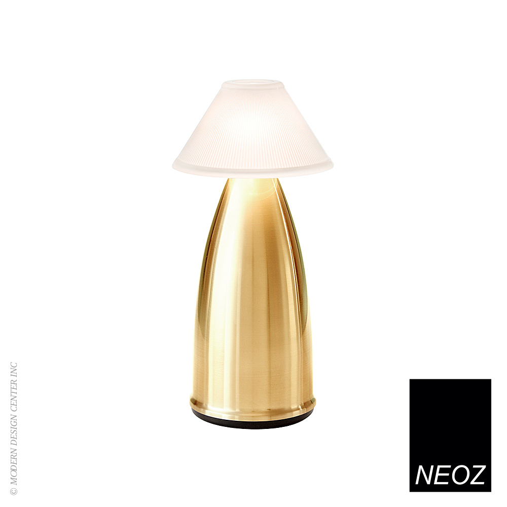 Owl 3 Cordless Table Lamp Neoz Metropolitandecor