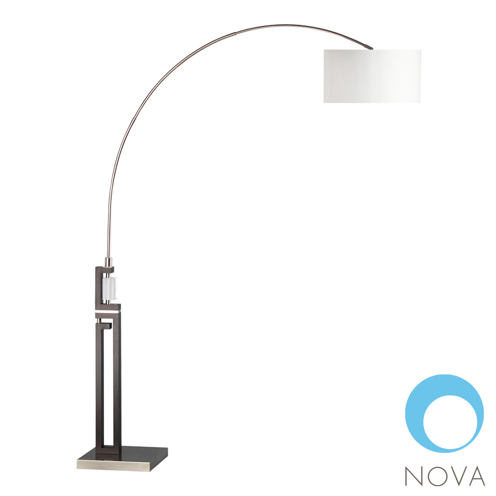 Ice Arc Floor Lamp Nova Metropolitandecor