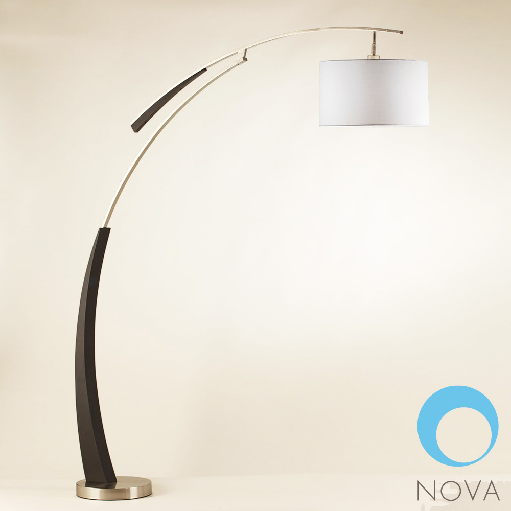 Cloud Arc Floor Lamp By Nova Lamps Opulentitems Com