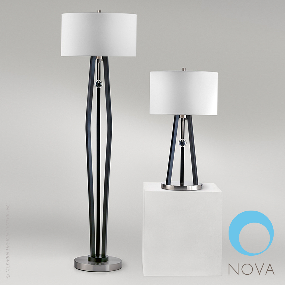 Pendulum Floor Lamp
