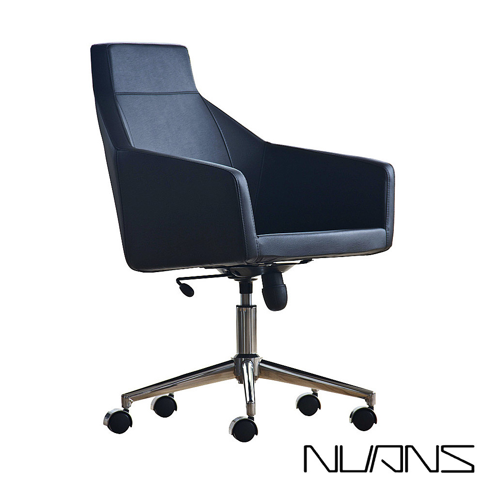 mercer office chair high back | b&t | metropolitandecor