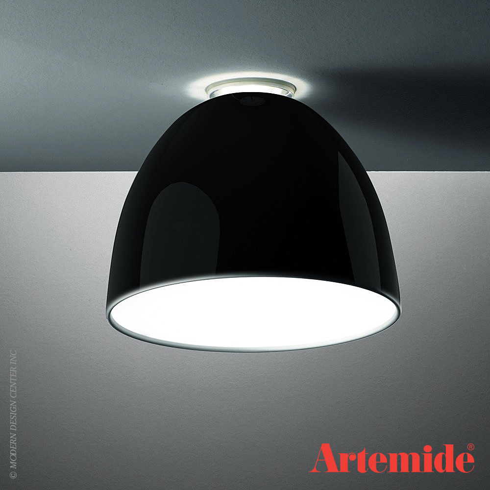 MetropolitanDecor & Nur Gloss LED Ceiling Light | Artemide | MetropolitanDecor azcodes.com