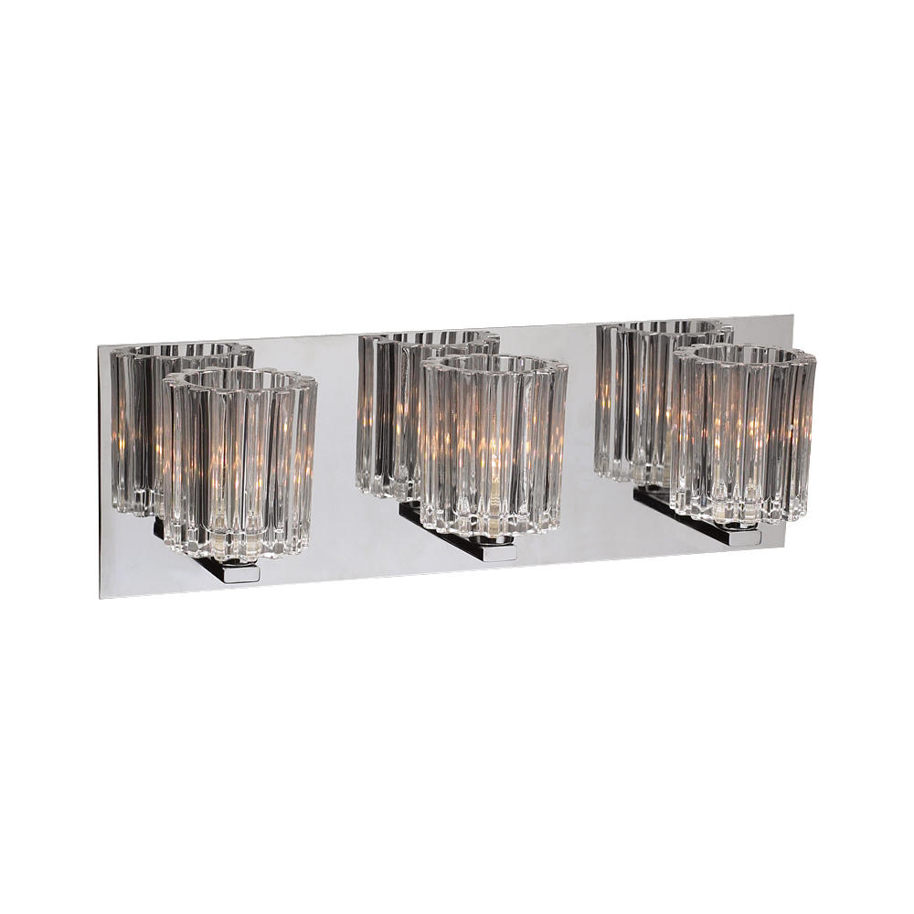 Vanity Wall Lights : Felicia Vanity Wall Light PLC Lighting MetropolitanDecor