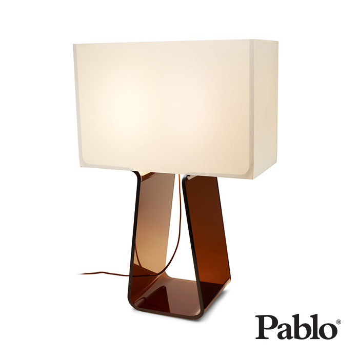 tube top 27 classic table lamp pablo designs