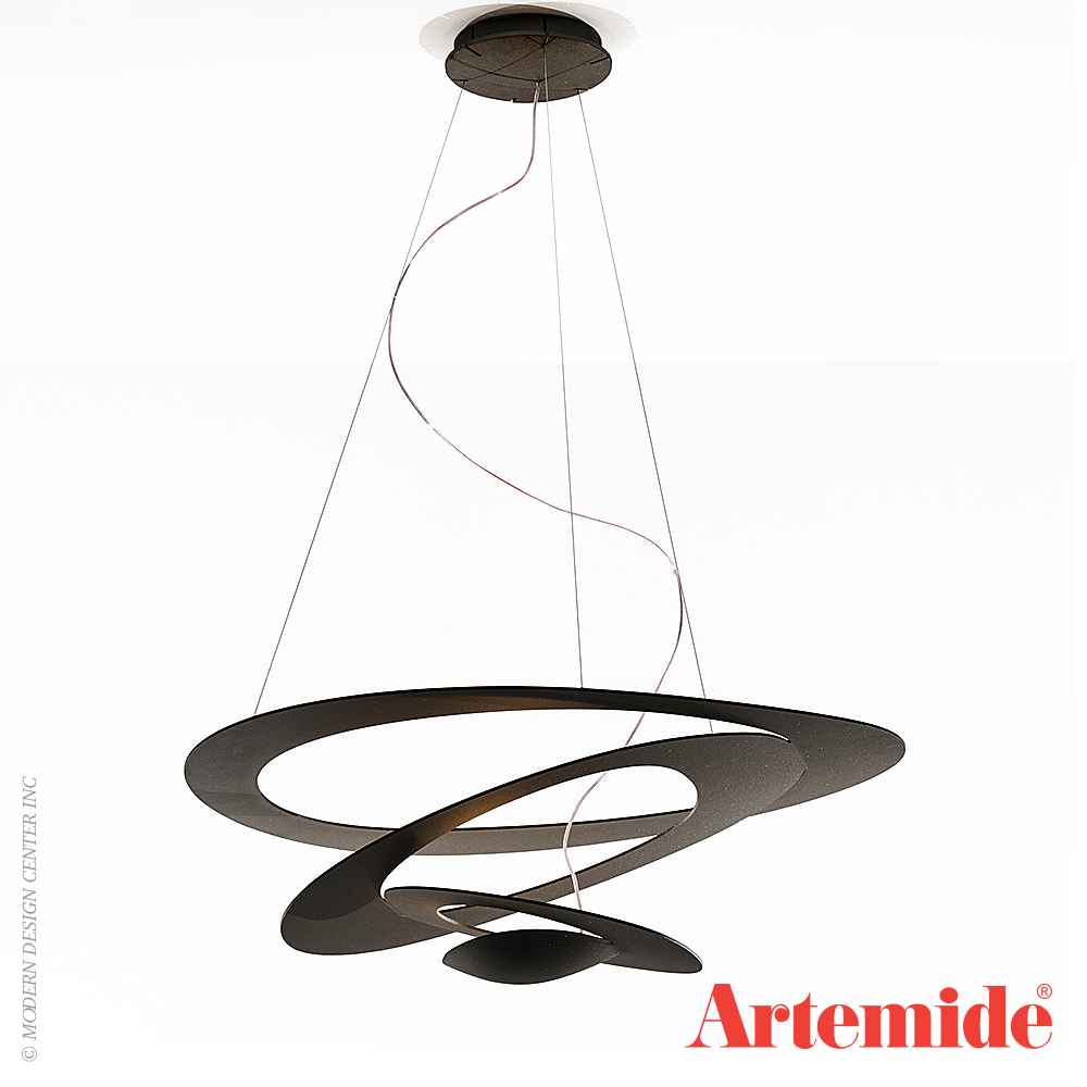pirce led suspension artemide pirce led suspension lamps metropolitandecor. Black Bedroom Furniture Sets. Home Design Ideas