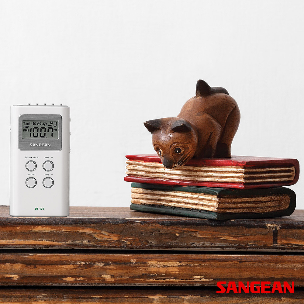 FM Stereo AM Pocket Receiver | Sangean