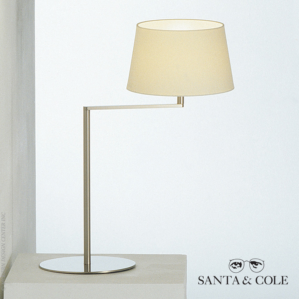 americana table lamp santa cole metropolitandecor. Black Bedroom Furniture Sets. Home Design Ideas
