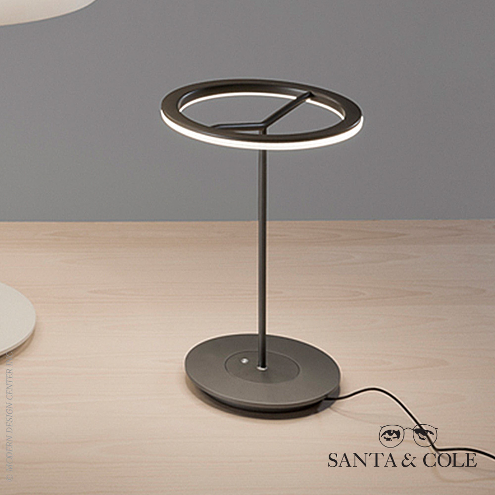 sin s table lamp santa cole metropolitandecor. Black Bedroom Furniture Sets. Home Design Ideas
