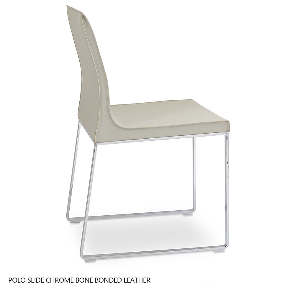 polo sled base dining chair sohoconcept dining chairs